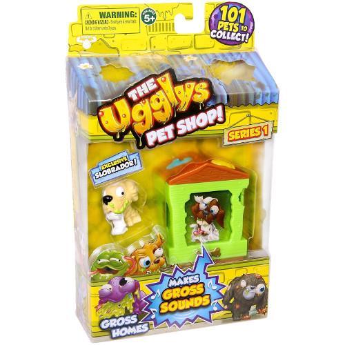 The Ugglys Pet Shop - Casuta cu Labrador
