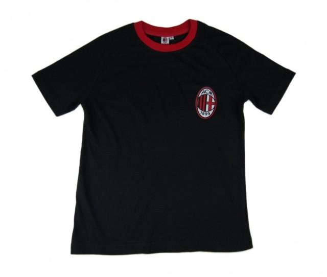Tricou baieti AC Milan (MASURA 128 (7-8 ani))