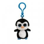 Breloc pinguinul WADDLES (8.5 cm) - Ty