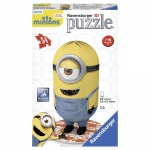 Puzzle 3D Minions Figurina 54 Piese