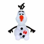 Plus cu sunete Olaf - Frozen (15 cm) - Ty