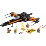 Poes X-Wing Fighter (75102)
