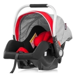 Scaun auto Chipolino Ritmo red