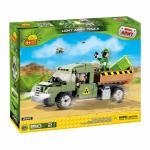 Set de construit Camion militar - Cobi