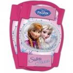 Set protectie Cotiere Genunchiere Frozen Disney Eurasia 35664