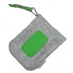 Suport pentru servetele umede Verde