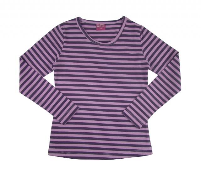 Bluza fete dungi multicolore (Masura 122 (6-7 ani))