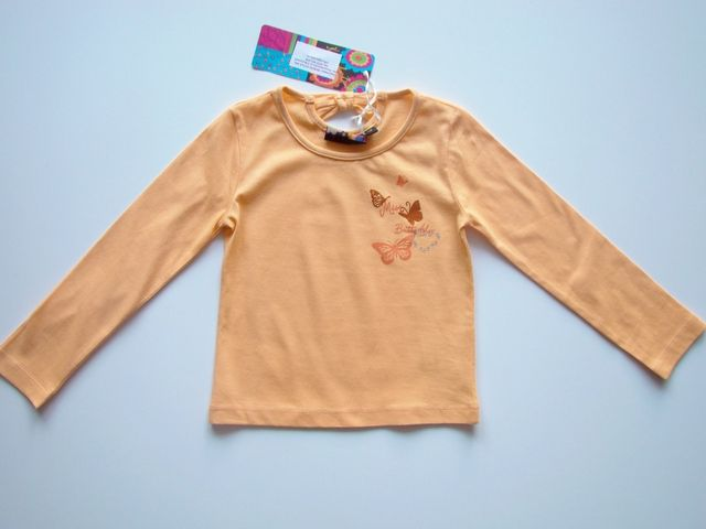 Bluza fetite Miss Butterfly (Masura 98 (2-3 ani))