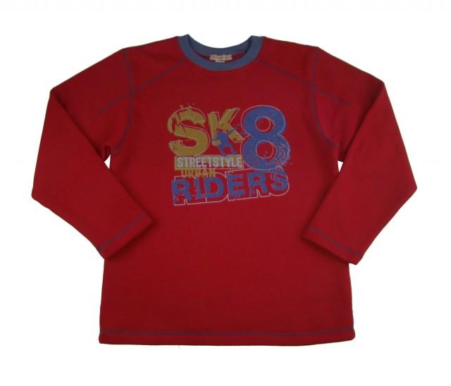 Bluza pentru toamna-iarna baieti Riders (Masura 146 (10-11 ani))