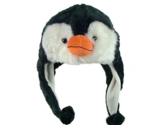 Caciula iarna copii Pinguin (Masura 54)