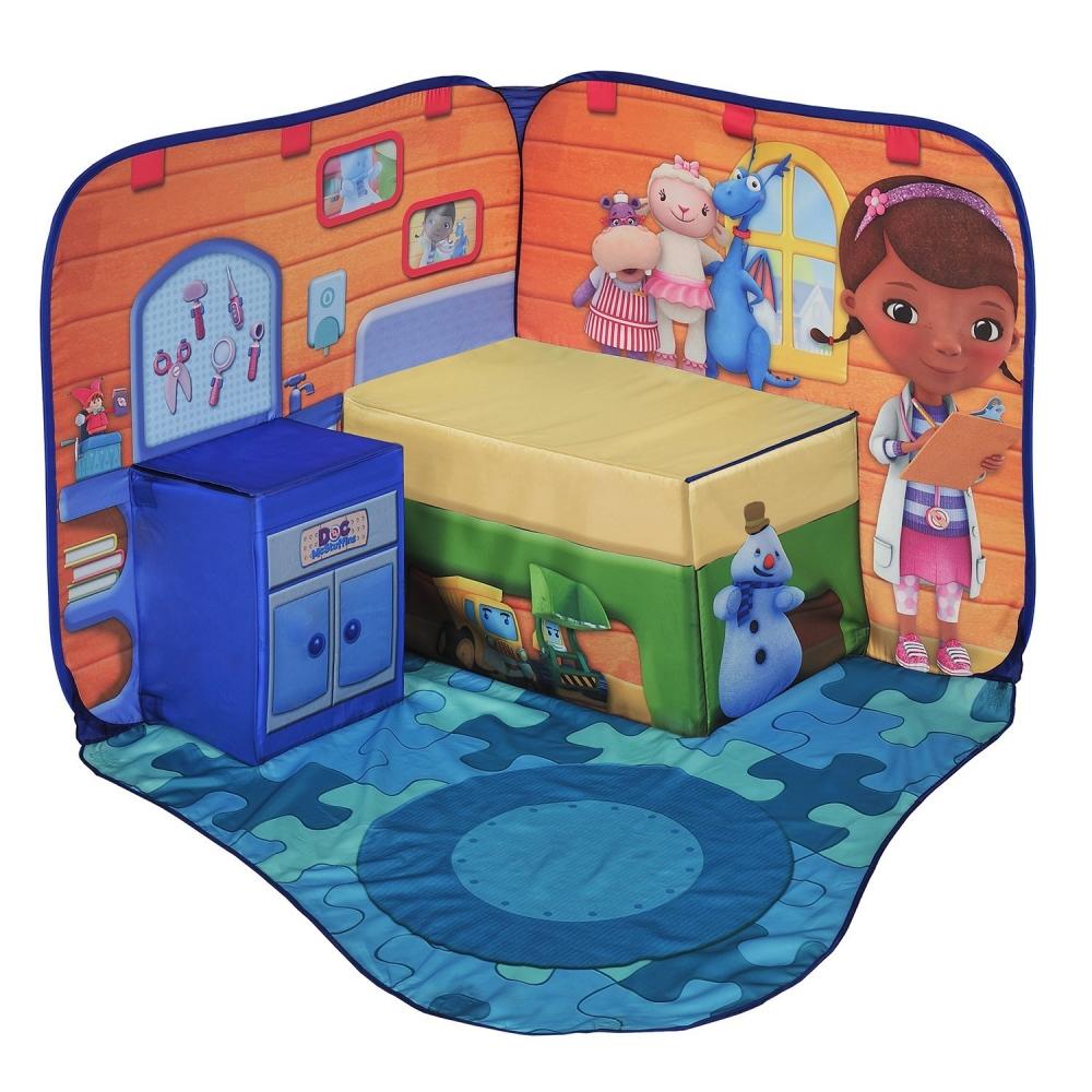 Cort de joaca pentru copii Doctorita Plusica 3D