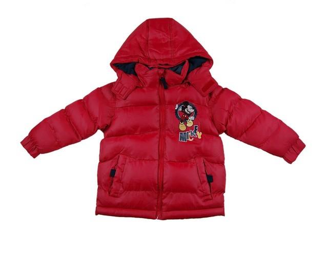 Geaca groasa Disney Mickey (Masura 116 (5-6 ani))