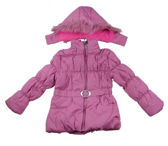 Geaca groasa iarna fete (Masura 110 (4-5 ani))