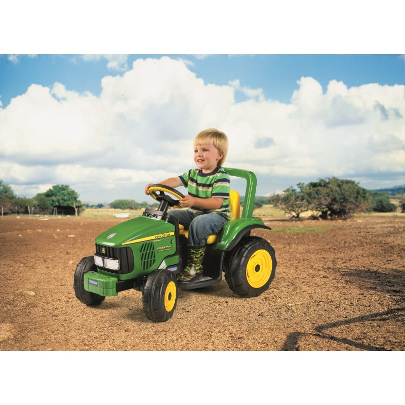 Tractor electric John Deere Power Pull
