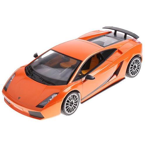 Lamborghini Gallardo Superleggera cu Telecomanda Scara 114 Portocaliu