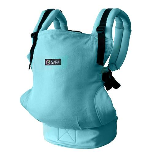Marsupiu Toddler Wrap Conversion Organic Turquoise
