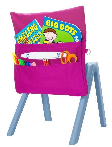 Organizator pentru scaun Roz