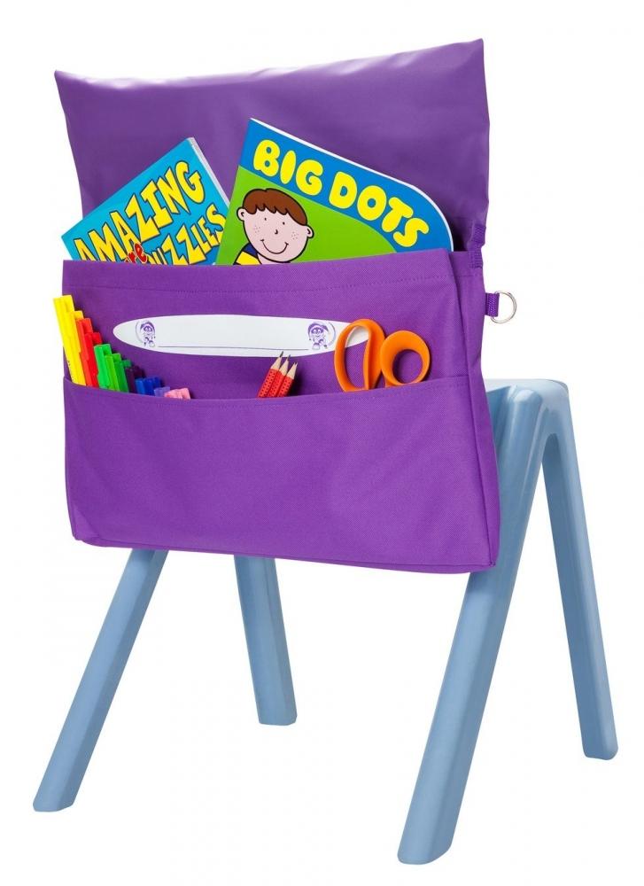 Organizator pentru scaun Violet