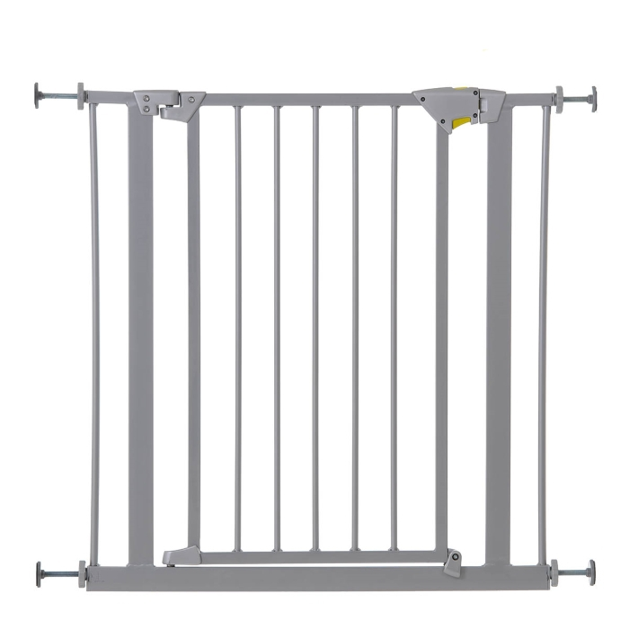 Poarta Siguranta Trigger Lock Safety Gate Silver