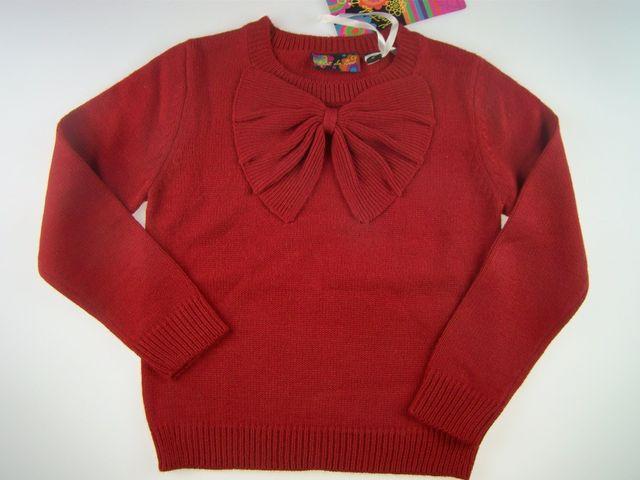 Pulover fetite Glamour (Masura 110 (4-5 ani))