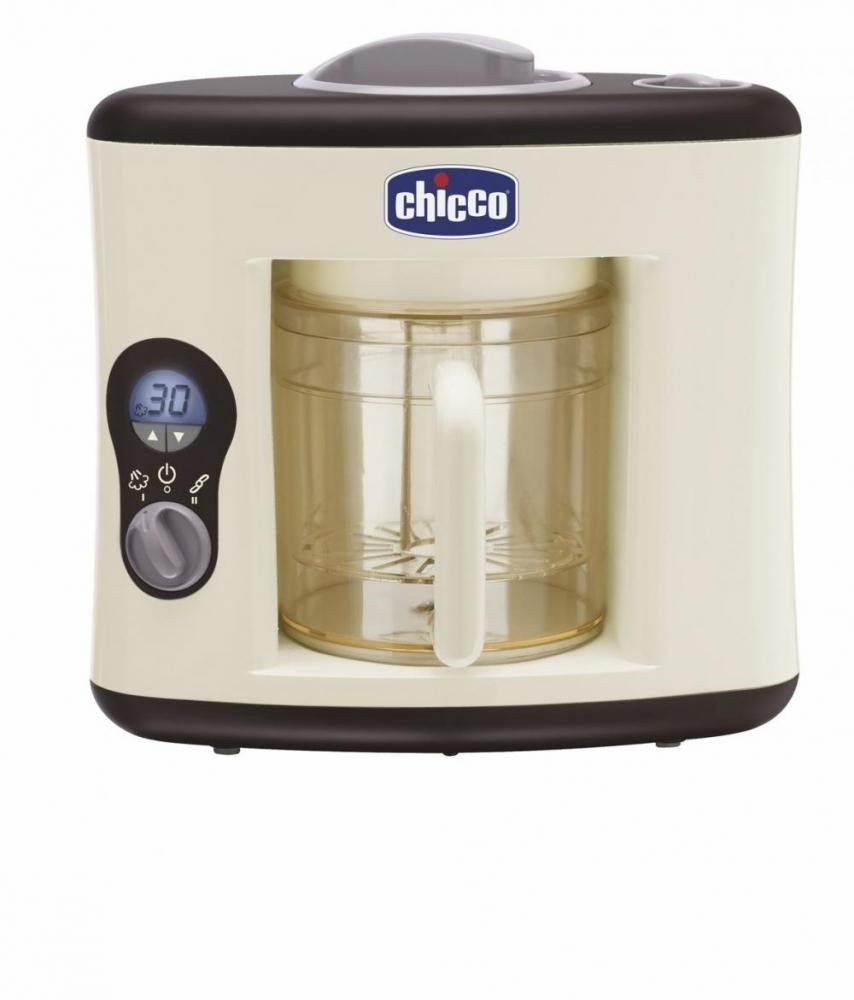 Robot de bucatarie Chicco cu aburi  0 BPA
