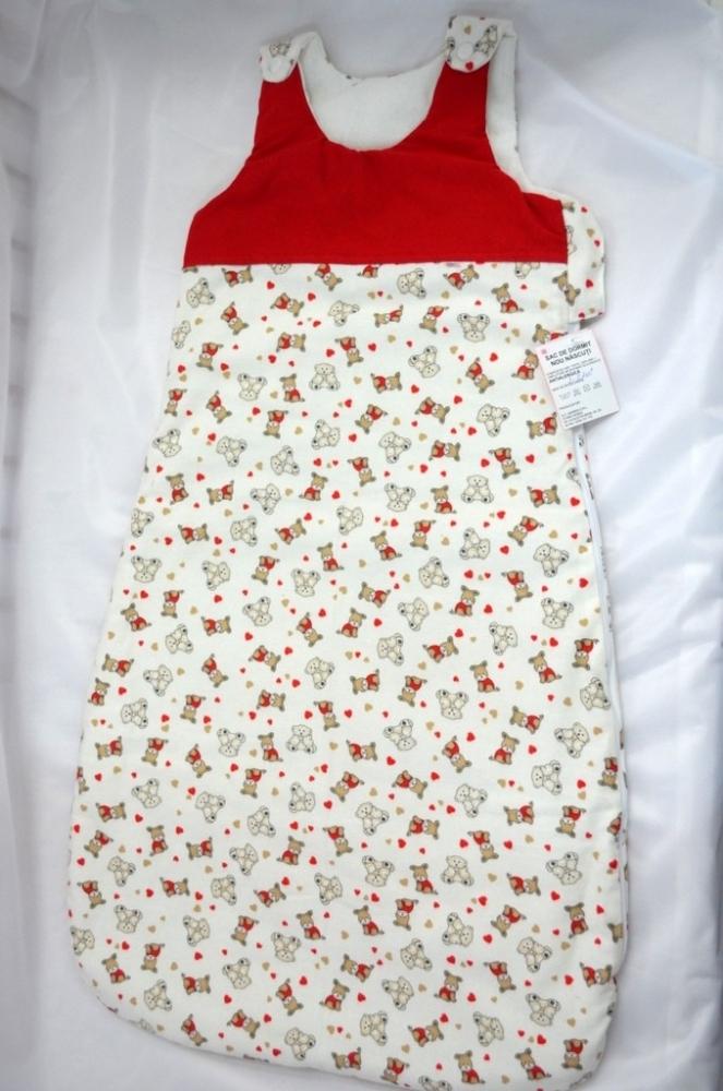 Sac de dormit pentru bebelus  1-2 ani ( 90 cm.)