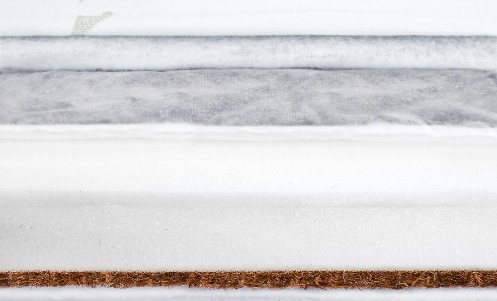 Saltea Sensillo Luxe Hrisca-Spuma-Cocos cu Aloe Vera 120x60x11 cm imagine