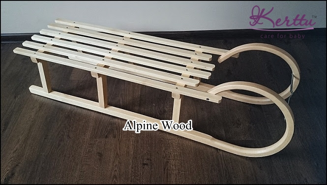 Saniuta Kerttu Alpine Wood