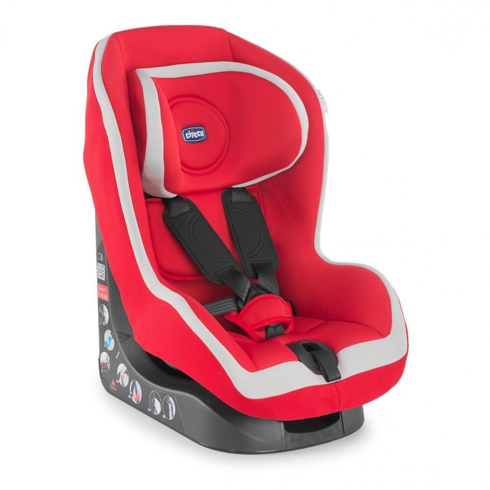 Scaun auto Chicco Go-One Baby Red 12luni+ imagine