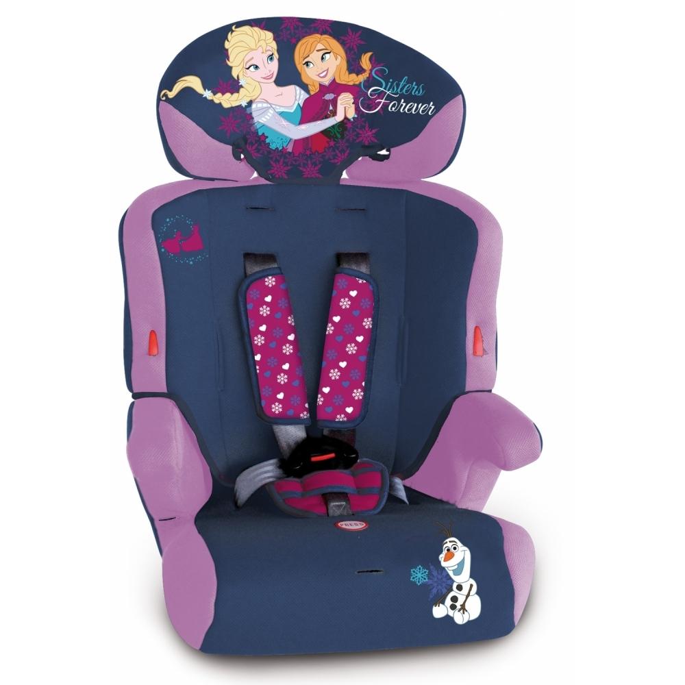 Scaun auto Frozen 9 - 36 kg Disney Eurasia 80600