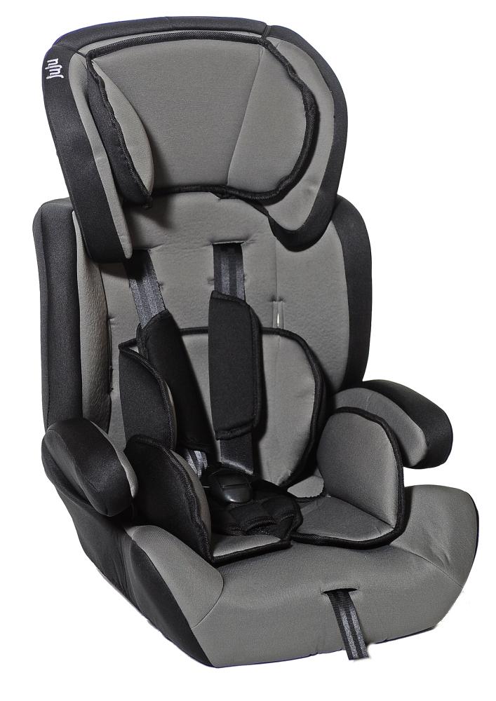Scaun Auto Safe Rider Negru-gri