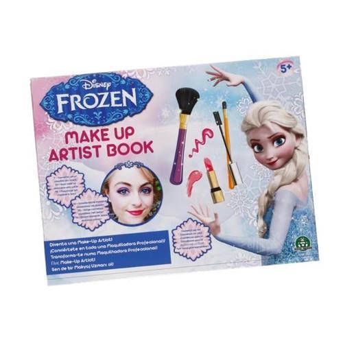 Set Make Up Artist Frozen Nichidutaro