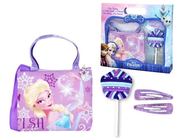 Set cadou gentuta si accesorii par Frozen Coriex