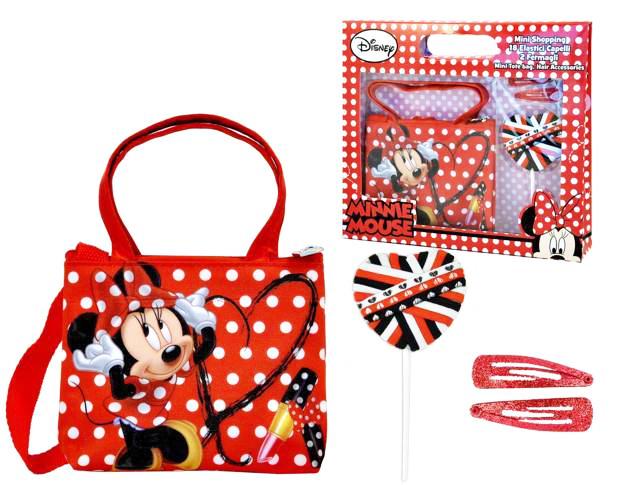 Set cadou gentuta si accesorii par Minnie - Coriex