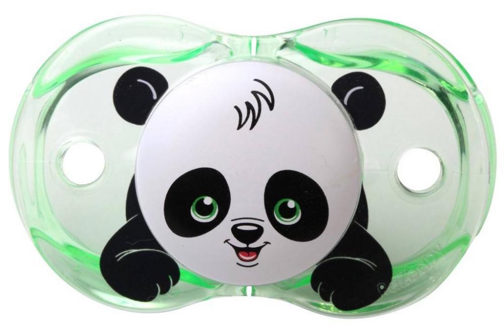 Suzeta Keep it Clean Panda