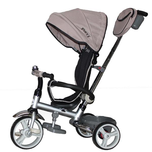 Tricicleta pentru copii Byox Flexy Bej