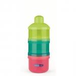Dozator de lapte praf Colours and Flavours BebeduE 80120