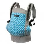 Marsupiu Ergonomic Toddler Azure