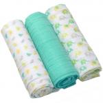 Scutece textile din bumbac set 3 buc Baby Ono 02