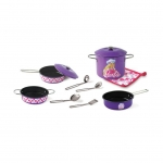Set bucatarie Barbie mov