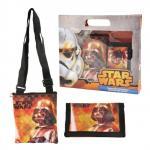Set cadou gentuta de umar si portmoneu Star Wars - Coriex
