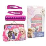 Set cadou portmoneu si accesorii par Frozen - Coriex