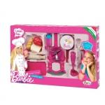 Set complet ustensile Barbie Faro