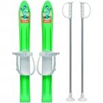 Skiuri copii 60 cm Marmat Verde