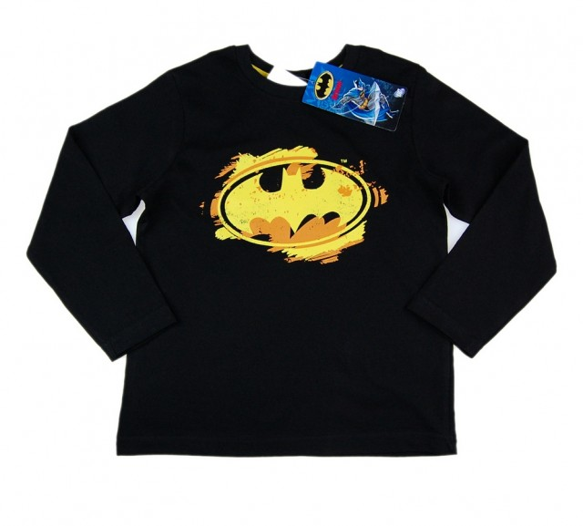 Bluza baieti Batman  (Masura 128 (7-8 ani))