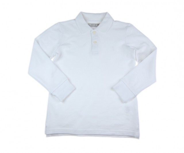 Bluza guler polo copii Zara (Masura 104 (3-4 ani))