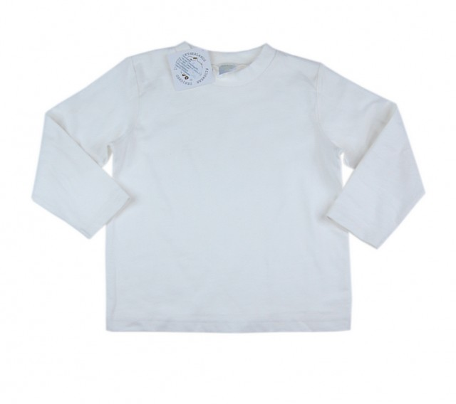Bluza uni culoare crem (Masura 104 (3-4 ani))