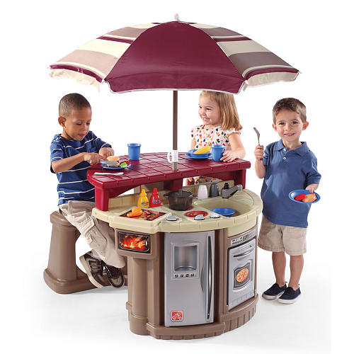 Bucatarie de exterior Grill Play Patio Cafe