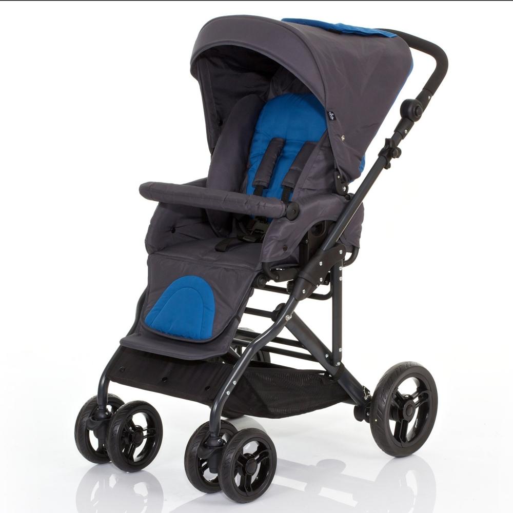 Carucior Torino 6S Blue Circle ABC Design