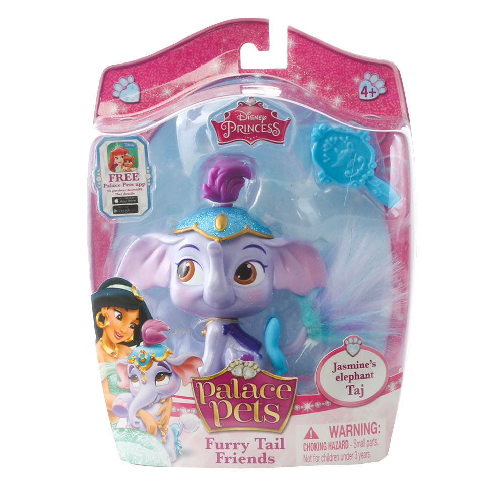 Figurina Disney - Elefantul Printesei Jasmine